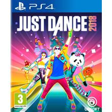 Just Dance 18 pour PS4