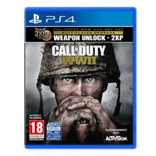 Jeu Call of Duty WWII pour PS4
