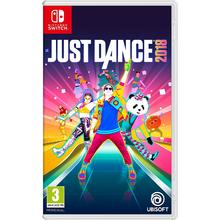 Jeu Just Dance 18 pour NINTENDO SWITCH