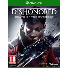 Jeu Dishonored (death of the outsider) pour XBOX ONE