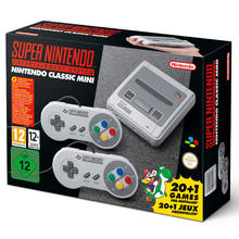 Nintendo Classic Mini: Super Nintendo Entertainment System console