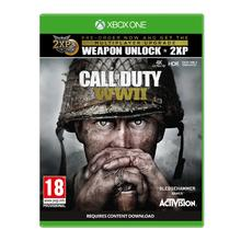 Jeu Call of Duty WWII pour XBOX ONE