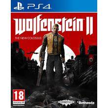 Jeu Wolfenstein 2 : the new colossus pour PS4