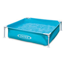 Piscine 'mini frame pool' INTEX