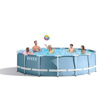 Kit piscine Frame Pool Ø 457 x H. 107 cm INTEX