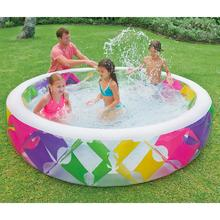 Piscine INTEX Swim Center Pinwheel Pool