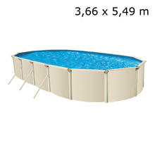 Piscine permanente 3,66 x 5,49m ATLANTIC POOLS