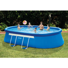 Piscine ovale Easy Set 549 x 305 x 107 cm INTEX