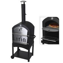 Barbecue pour pizza