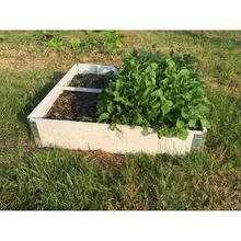 Bac potager 1 m² SOLID