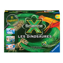 Science X Les Dinosaures RAVENSBURGER