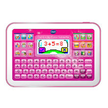 Genius XL color tablette rose VTECH