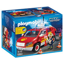 PLAYMOBIL® 5364 Véhicule d'intervention de PLAYMOBIL