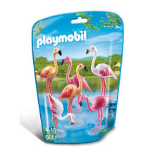 PLAYMOBIL® 6651 Groupe de flamants roses