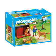 PLAYMOBIL® 6134 Famille de golden retrievers