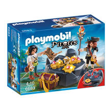 PLAYMOBIL® 6683 Pirates et trésor royal de PLAYMOBIL
