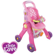 Little Love 3 in 1 poppenwagen VTECH