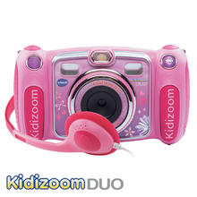 Kidizoom Duo rose VTECH