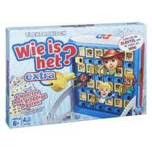 Super Wie is het? HASBRO