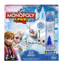 Monopoly Junior La Reine des Neiges HASBRO