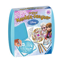 Mini Mandaladesigner Reine des Neiges RAVENSBURGER