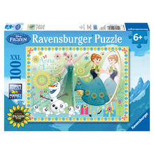 Puzzel Disney Frozen Fever RAVENSBURGER