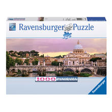 Puzzle panorama Rome RAVENSBURGER