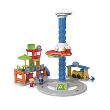 Vliegveld Little People van FISHER-PRICE