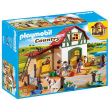 PLAYMOBIL® 6927 Poney club de PLAYMOBIL