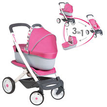 Quinny poppenwagen 3 in 1 SMOBY