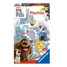 Reisspel Secret Life of Pets Pachisi® RAVENSBURGER