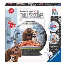 3D-puzzel Secret Life of Pets RAVENSBURGER