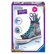 Puzzle 3D Girly Girl Sneaker imprimé animal RAVENSBURGER