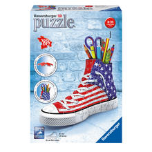 Puzzle 3D Sneaker American Style RAVENSBURGER