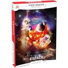Pack View-Master espace MATTEL