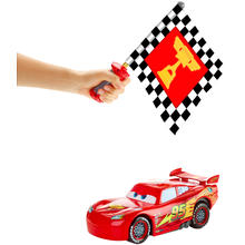 Finishvlag Cars MATTEL