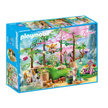 PLAYMOBIL® 9132 Forêt enchantée de PLAYMOBIL
