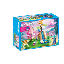 PLAYMOBIL® 9135 Clairière enchantée de PLAYMOBIL
