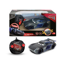 RC Turbo Jackson Storm Cars 3 DICKIE