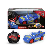 RC Fabulous Turbo Racing Lightning Mc Queen Cars 3 DICKIE