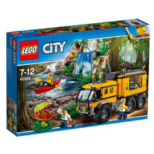 Laboratoire mobile LEGO CITY