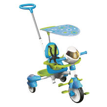 Super Trike 4 in 1 blauw VTECH