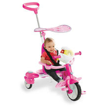 Super Trike 4 in 1 roze VTECH