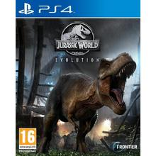 Spel Jurassic World Evolution voor PS4