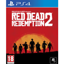 Spel Red Dead Redemption 2 voor PS4