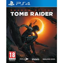 Spel Shadow of the Tomb Raider voor PS4