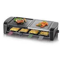Steengrill/raclette/grillplaat 3-in-1 SEVERIN RG9645