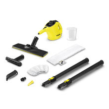 Stoomreiniger + Floor kit 2-in-1 KÄRCHER SC1 Floor Easyfix van KARCHER