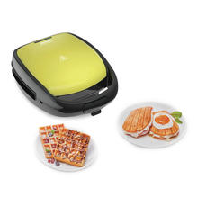 Gaufrier/croque-monsieur 2 en 1 TEFAL