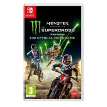 Spel Monster Energy Supercross voor NINTENDO SWITCH